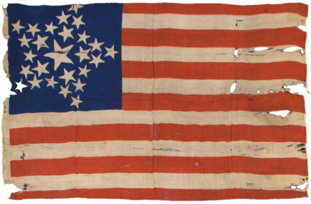 flag timeline