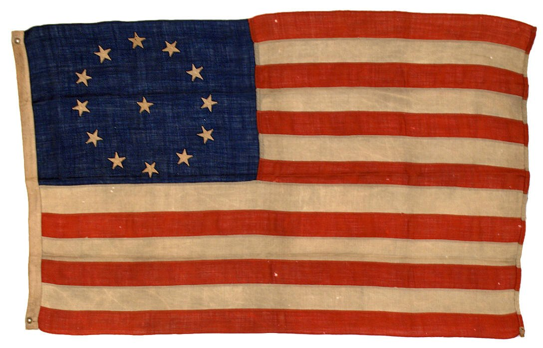Cowpens 13 Star Flag