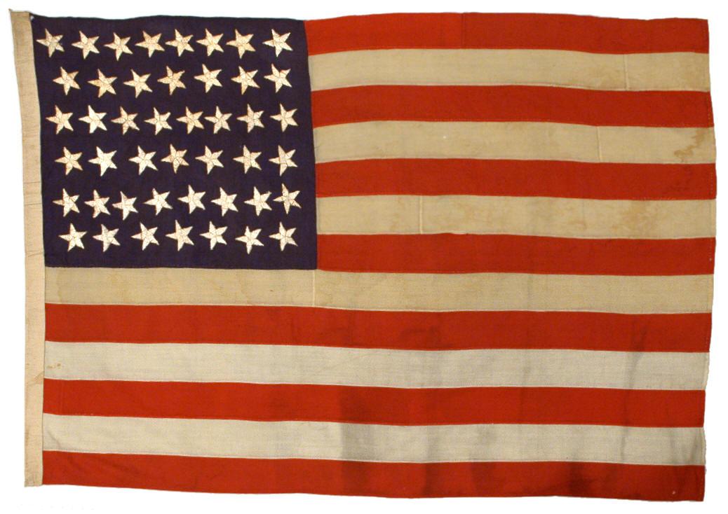 Flag 1900