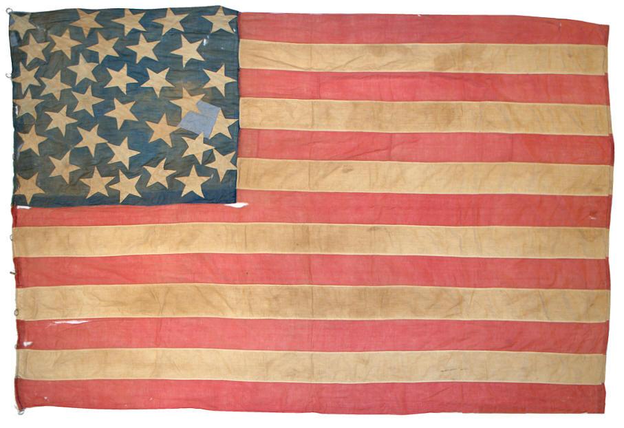 b671068e5aa Rare Flags - Antique American Flags