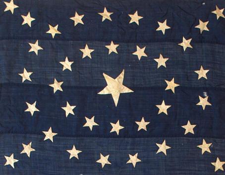 b77e140fde9 Rare Flags - Antique American Flags